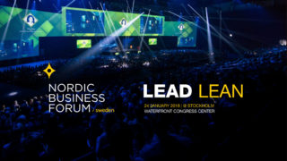 Strategier jag tar med mig från Nordic Business Forum 2018 Sweden