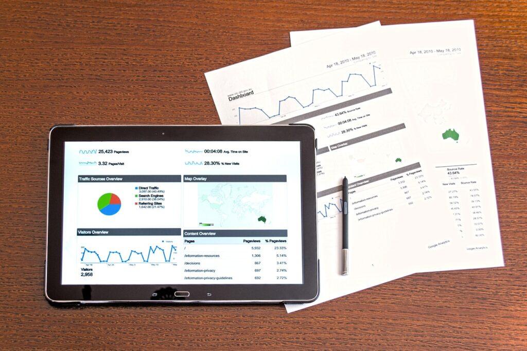 Analysis Analytics Business Charts  - Pexels / Pixabay