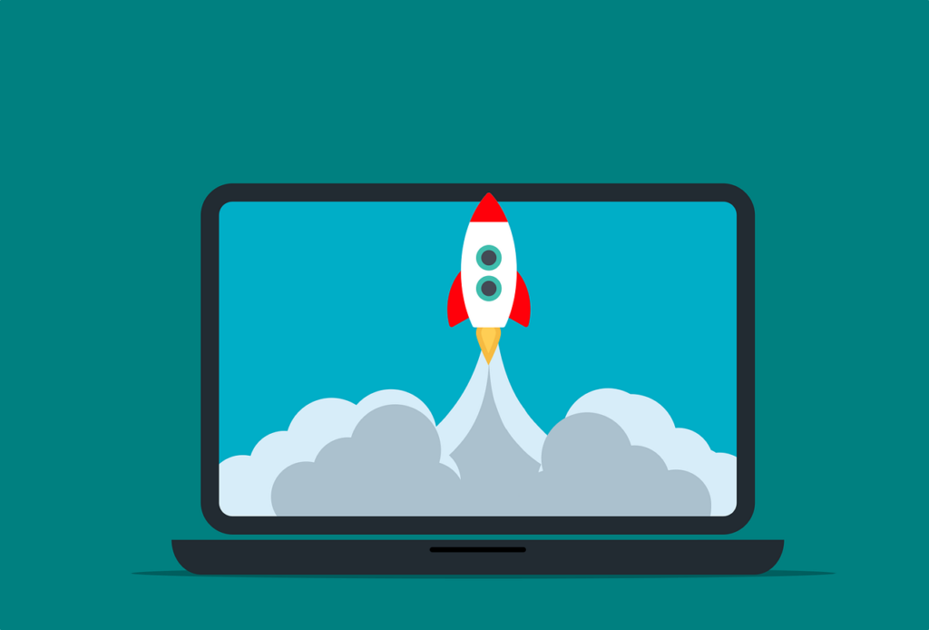 Rocket Startup Successful Launch  - mohamed_hassan / Pixabay